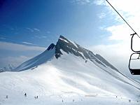 Ski fahren im Urlaub