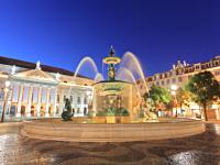 Brunnen Lissabon